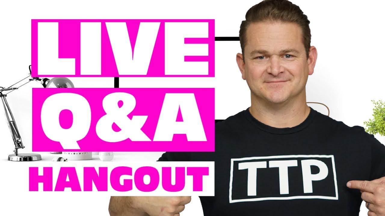 Live Q&A Hangout