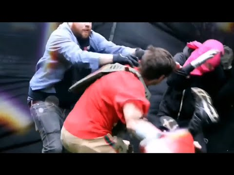 Antifa getting DESTROYED in 2019, the most intense encounters of the year!