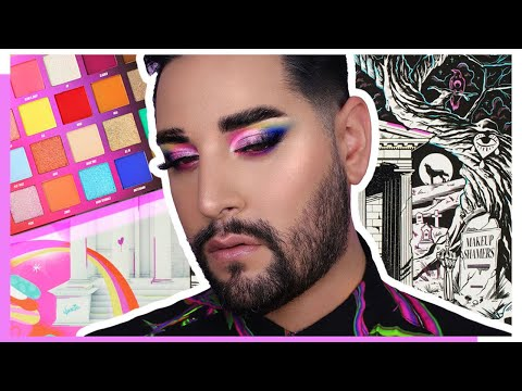 NikkieTutorials x BEAUTY BAY Review And Tutorial