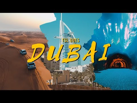 DUBAI - WE CONQUERED THE HIGHEST BUILDING IN THE WORLD   TSL Vlogs