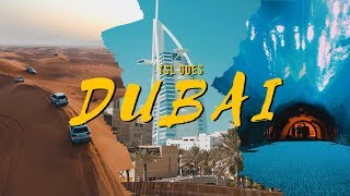 DUBAI - WE CONQUERED THE HIGHEST BUILDING IN THE WORLD | TSL Vlogs