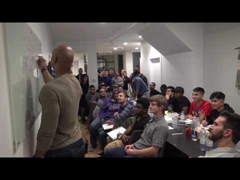 Brandon Carter -  How To Build A Business (Toronto Summit Seminar)