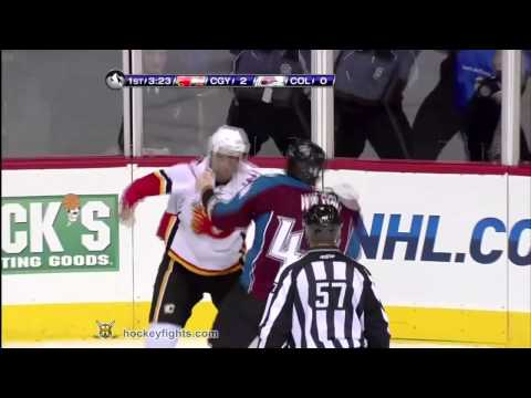 Jamal Mayers vs Ryan Wilson Mar 17, 2010