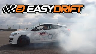 🏎 Comment faire DRIFTER UNE TRACTION ??!! ⎜EASYDRIFT - MEGANE 3 RS ⎜