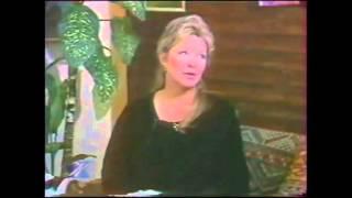 Всеволод Абдулов и Марина Влади, 1987 год.