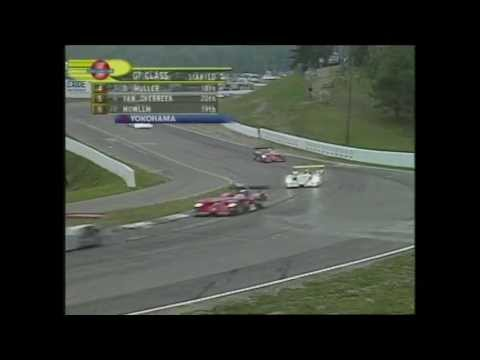 2000 Mosport Race Broadcast - ALMS - Tequila Patron - ESPN - Racing - Sports Cars