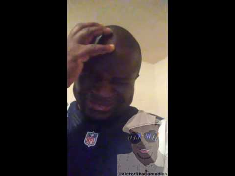 After the close loss to the giants this Dallas cowboys fan goes off on his wife!