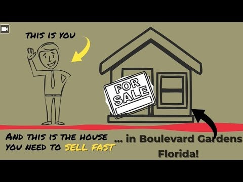 Sell My House Fast Boulevard Gardens: We Buy Houses in Boulevard Gardens and South Florida