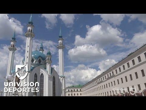Kazán, Rusia: así es el espectacular escenario que acogerá al Tri en la Confederaciones