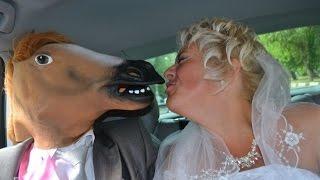 Неудачные свадебные фото # 3