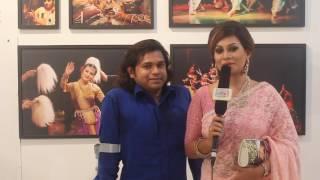 Mitua Hema Live@Anondo Binodon Star Award@Swadesh tv-RJ SaimuR