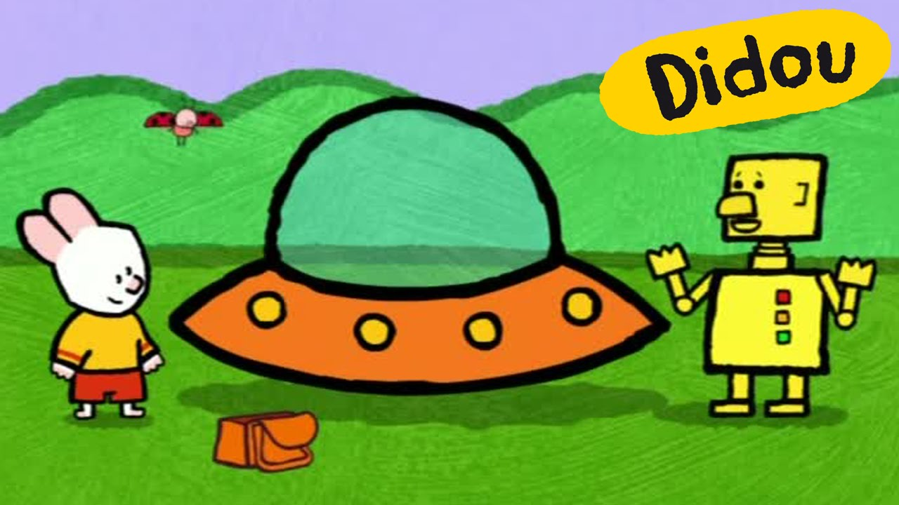 Dessin Soucoupe Volante soucoupe volante - didou dessine moi une soucoupe volante | dessins
