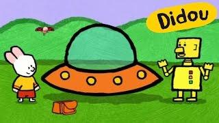 La soucoupe volante - Didou dessine moi une soucoupe volante S02E18 HD