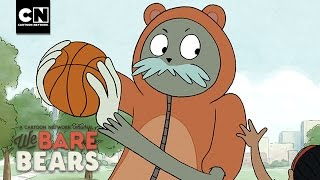 Charlie The Ball Hog I We Bare Bears I Cartoon Network