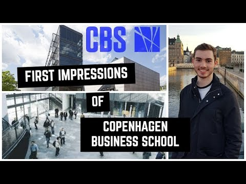A Honest Review of Copenhagen Business School (Exchange 2019