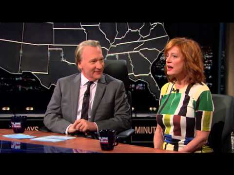 Real Time with Bill Maher: Susan Sarandon – The Meddler HBO