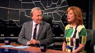 real time with bill maher susan sarandon the meddler hbo