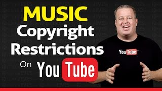 How To See If A Song or Music is Copyrighted -  YouTube Music Restrictions Library(YouTube Music Restrictions - Want to use popular music in your next YouTube Video? Watch this video - how to see if a song or music is copyrighted and what ..., 2015-01-01T18:34:14.000Z)
