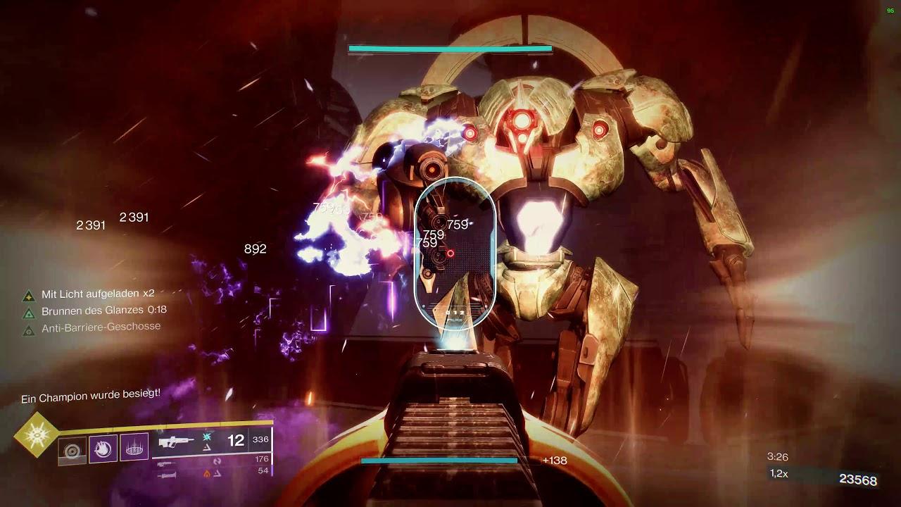 Destiny 2 Imperium Jagd Die Priesterin der Dunkelheit