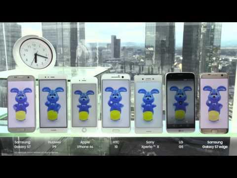 Der Samsung Battery Test 2016