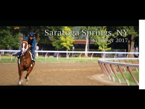 Summer in Paradise - Saratoga Springs, New York