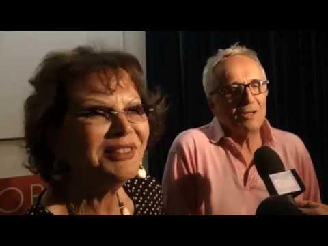 Bobbio Film Festival - Claudia Cardinale e Marco Bellocchio