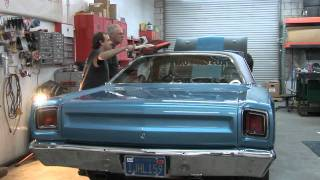 rust oleum project muscle part 5 final assembly and test drive