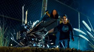 Transformers (2007) Bumblebee vs barricade (español) HD