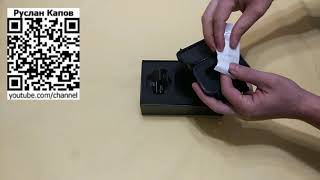 Тепловизор HTI Xintai HT 101. Тепловизионная камера-приставка к смартфону type c. Посылка из китая.
