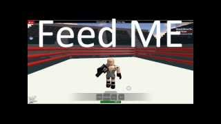 WWE RAW ROBLOX 1-26-13