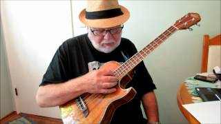 THE BARITONE UKULELE - Lesson One by UKULELE MIKE LYNCH