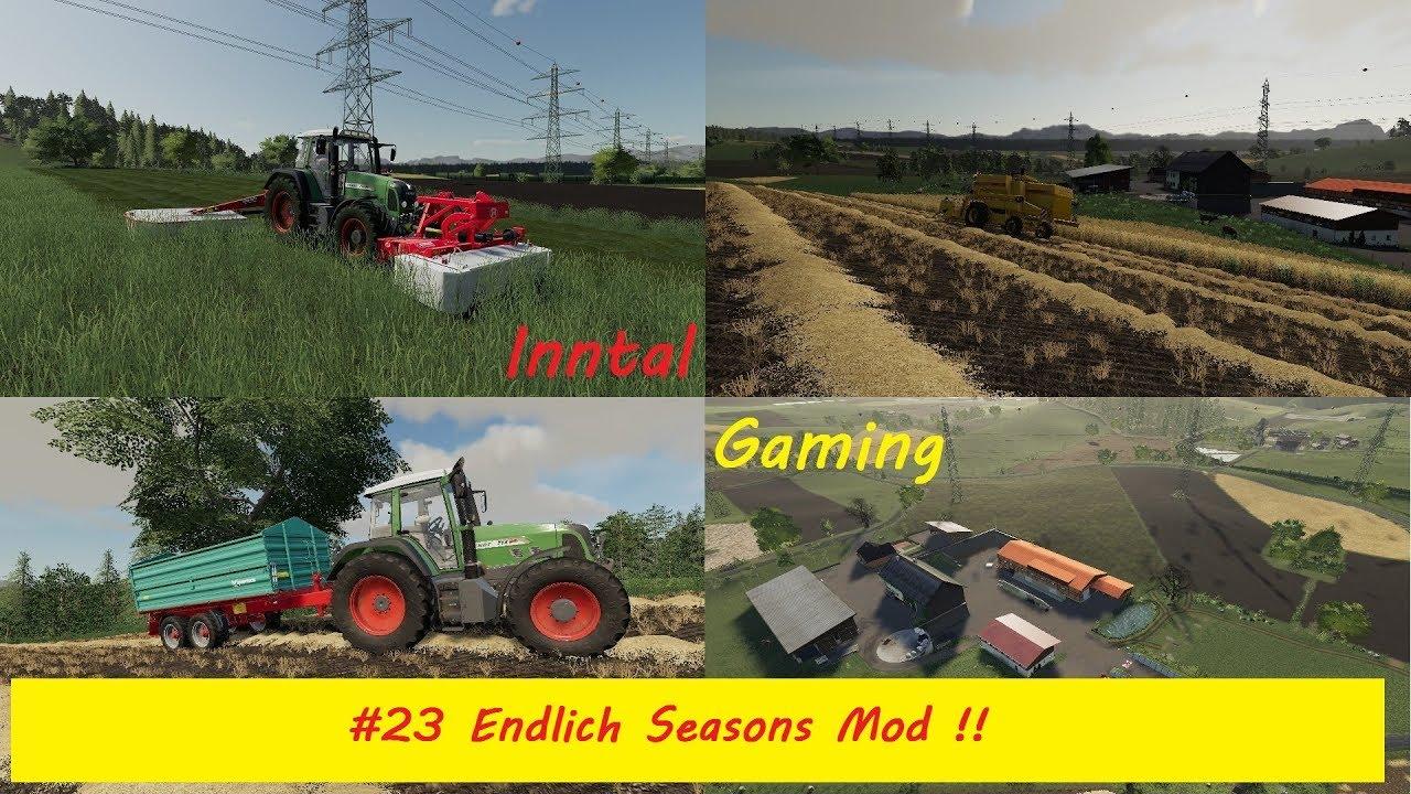 Seasons Mod Ls19