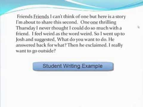 How to improve writing skills for kids paragraph writing improve.