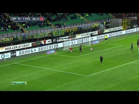 Stagione 2014/2015 - Inter vs. Cesena (1:1)