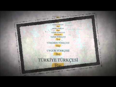 learn the world language Turkish | lerne die weltsprache Türkisch | dünya dili Türkce