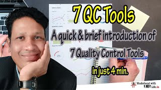 7 QC Tools | 7 Quality Control Tools | 7 Basic Tools of Quality Control | Shakehand with Life