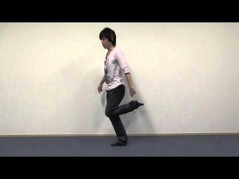 空中浮遊!?マイムウォーク(エアウォーク)のやり方(how to air walk)