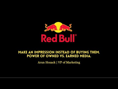 Red Bull: The Power of an Owned Media Strategy