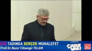 Cihangir İslam'dan Şiir Tadında Gerçek Muhalefet