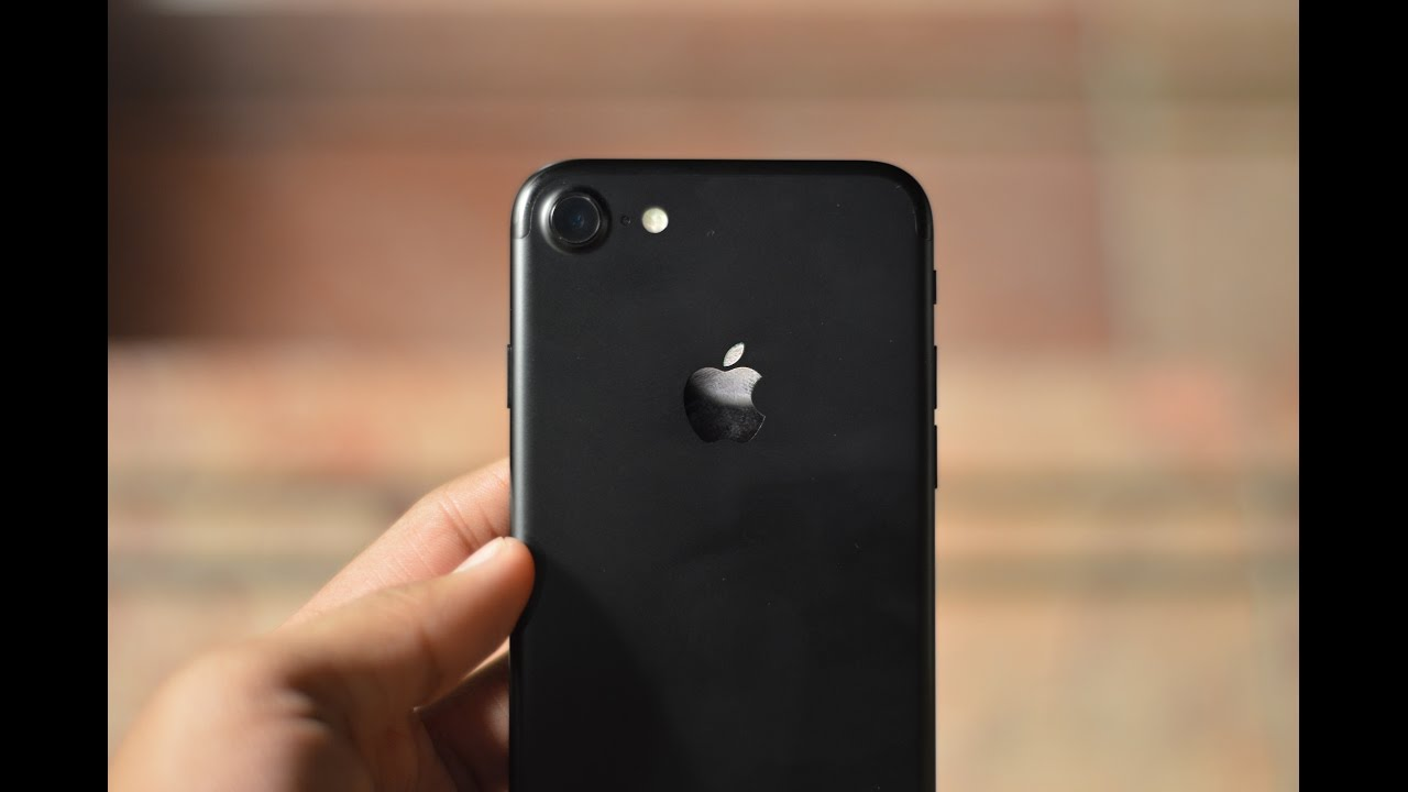 iPhone 7 Review! - YouTube
