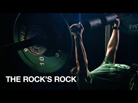 The Rock&39;s Rock: A short film by ESPN in celebration of the Special Olympics