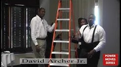 Power Moves Series by David Archer