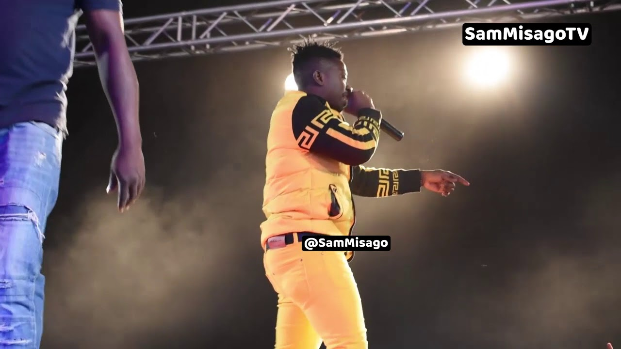 FULL VIDEO: Alichokifanya RAYVANNY Kwenye STAGE Ya WASAFI FESTIVAL IRINGA #1