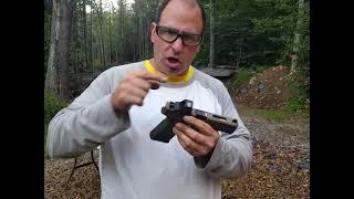Revolvers:  Bad Gun choice for women