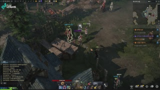 Lost Ark CBT Final - Day 1 PART4 [Soul Master]