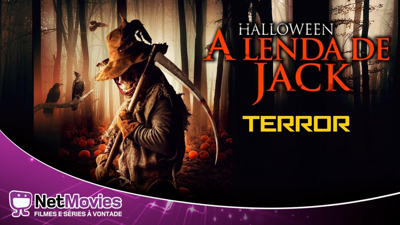 Halloween - A Lenda de Jack - Filme Completo Dublado - Filme de Terror | Netmovies