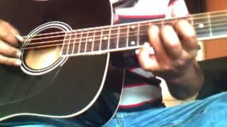 Tujh Mein Rab Dikhta Hai Guitar Solo