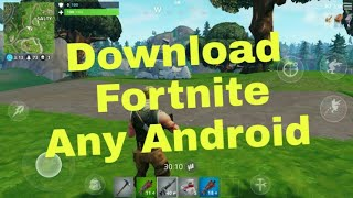 How To Download Fortnite On Any Android/GAMING BOY SHAD