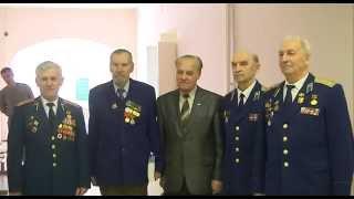 «К 70-летию Великой Победы»: урок мужества на факультете ФМиЕН