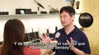 Sensey TV MiPro Presentación de Marca
